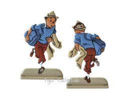 Tintin, Coke en stock