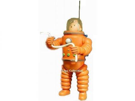 Tintin cosmonaute #