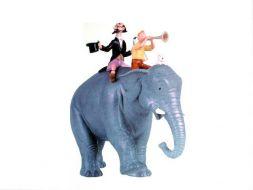 Tintin éléphant #
