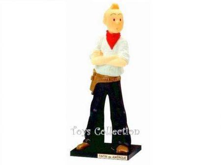 Tintin en Amérique + Milou dans le cactus #
