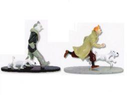 Tintin en aventures 1929/2004