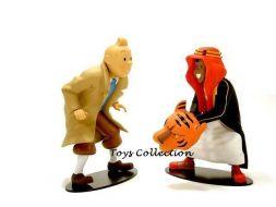 Tintin et Abdallah