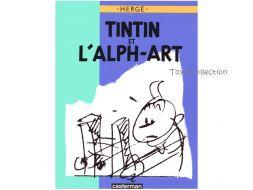 Tintin et l'alph'art