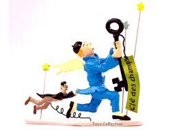 Tintin et la clé des champs
