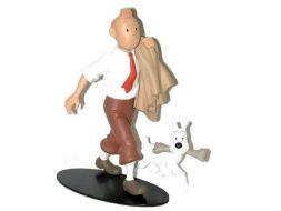 Tintin et Milou globe #
