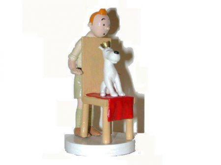 Tintin et Milou Roi #