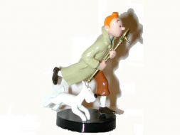 Tintin et Milou sceptre #
