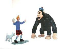Tintin et Ranko