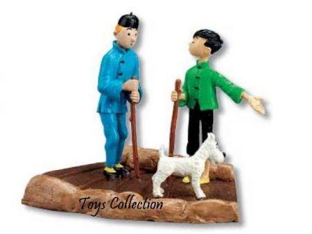 Tintin et Tchang petit guide