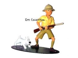 Tintin explorateur