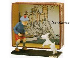 Tintin Ile noire #