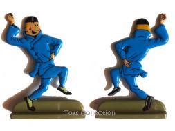 Tintin, le Lotus Bleu