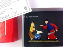 Tintin, Milou et Didi #