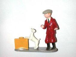 Tintin, Milou et la valise #