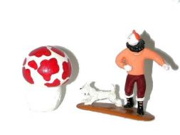 Tintin, Milou et le champignon #