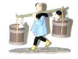 Tintin Milou et le chinois