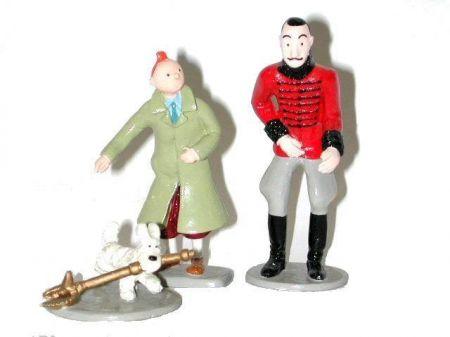 Tintin, Milou et Ottokar #