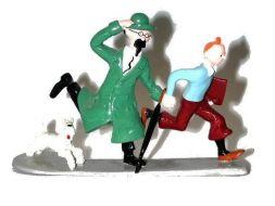 Tintin, Milou et Tournesol#