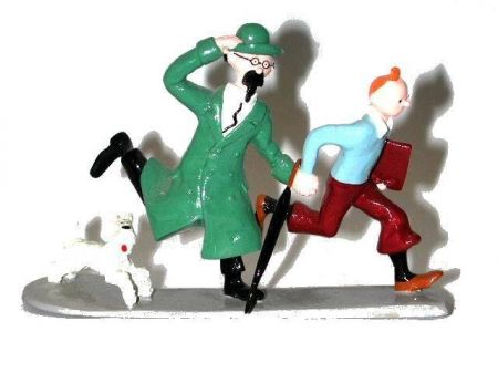 Tintin, Milou et Tournesol #