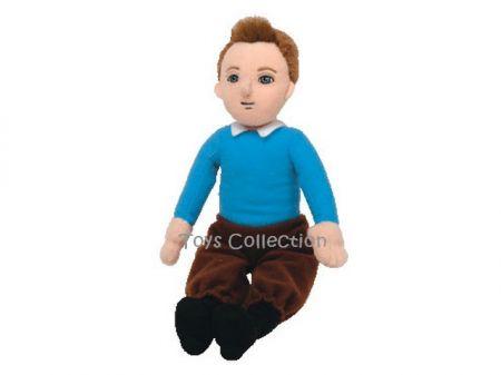 Tintin peluche
