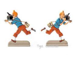 Tintin photographe