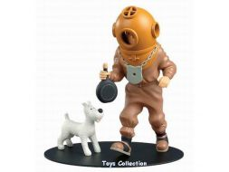 Tintin plongeur gm