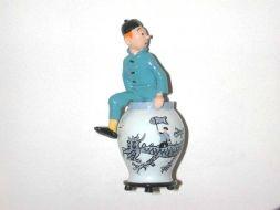 Tintin potiche #