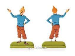 Tintin présente