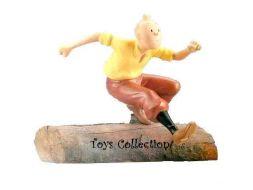 Tintin saute le tronc #