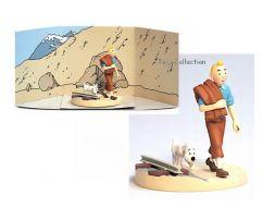 Tintin voie ferrée