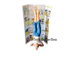 Tintin yoga avec tryptique #