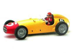 Turbo 6 jaune et rouge avec Spirou
