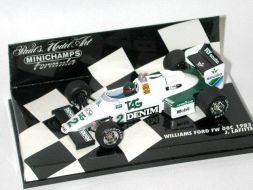Williams F1 n°2. J.Lafitte