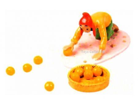Zorrino et les oranges